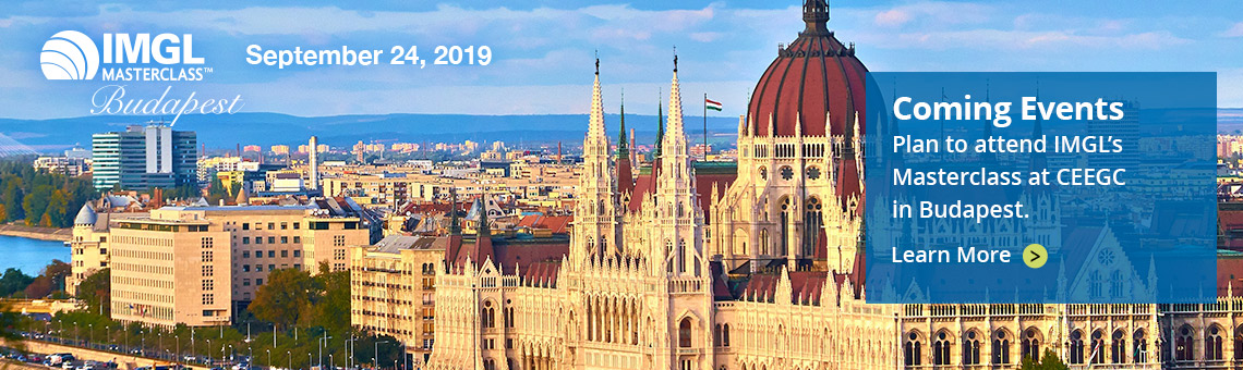 Image of Budapest for September 24 2019 IMGL Masterclass