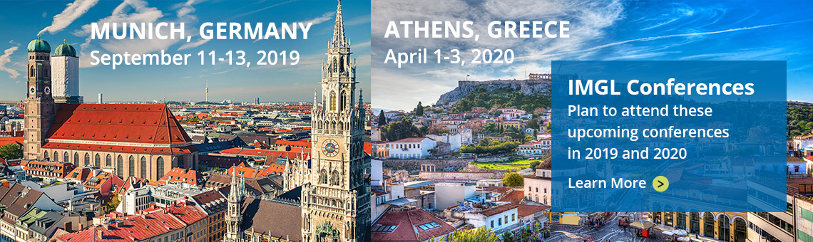 IMGL Conferences 2019 munich germany 2020 athens greece