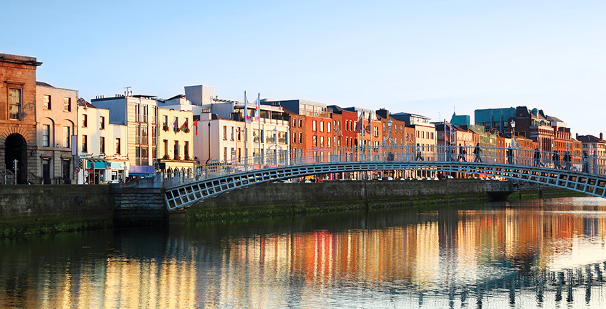 IMGL 2016 Autumn Conference Dublin Ireland — Ha'Penny Bridge