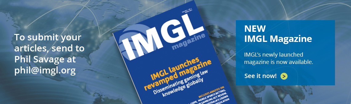 New IMGL magazine photo and submit to Phil Savage phil@imgl.org