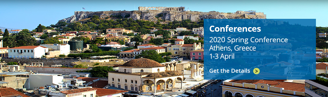 IMGL 2020 Spring Conference Athens Greece 1-3 April