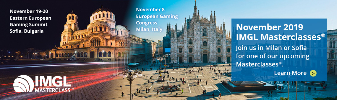 IMGL November Masterclasses Nov 8 Milan Italy, November 19-20 Sofia Bulgaria