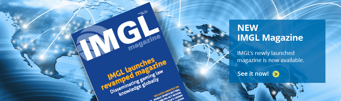 IMGL announces its new IMGL magazine with photo of cover