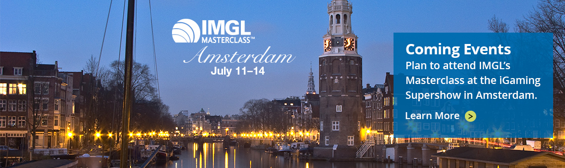 IMGL Masterclass at iGaming Supershow in Amsterdam
