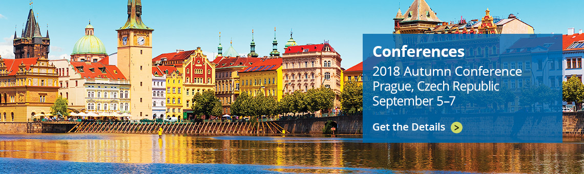 IMGL 2018 Autumn Conference Prague